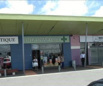 マダガスカルの薬局1