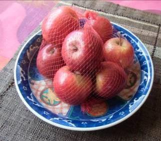 食物繊維豊富なリンゴ