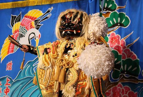 阿刀神楽団 世鬼の舞1