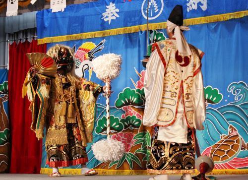 阿刀神楽団 世鬼の舞2