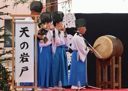 阿刀神楽団 天の岩戸4