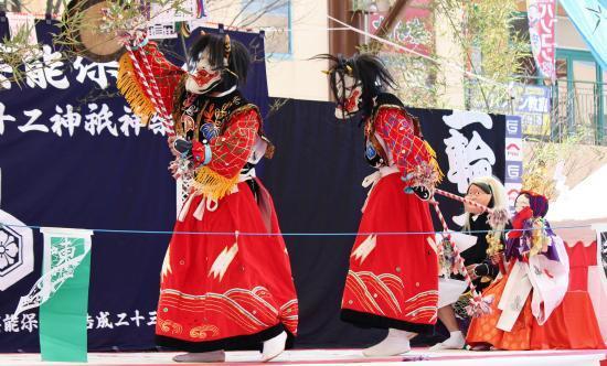 阿刀神楽団 天の岩戸5