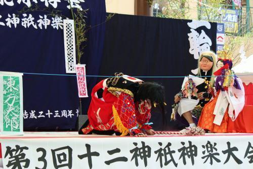 阿刀神楽団 天の岩戸6