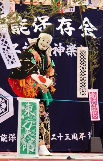 阿刀神楽団 天の岩戸8