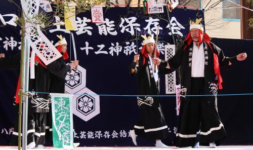 坂原神楽団 四刀1