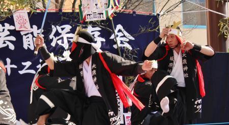 坂原神楽団 四刀4