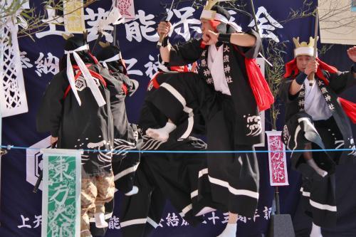 坂原神楽団 四刀5