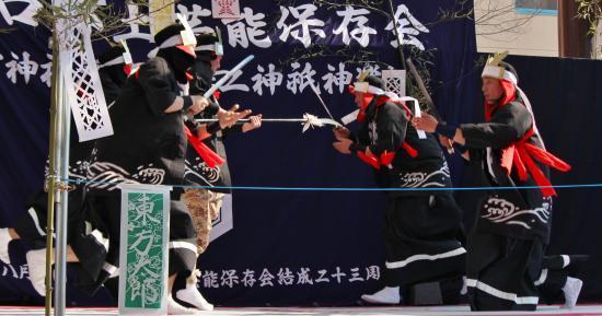 坂原神楽団 四刀6