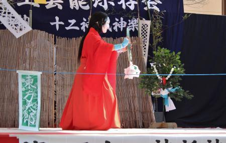 上沼田神楽保存会 天の岩戸8