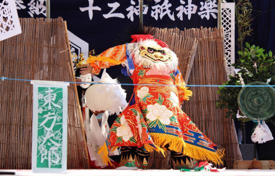 上沼田神楽保存会 天の岩戸15