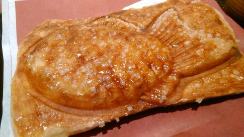クロワッサン鯛焼き2