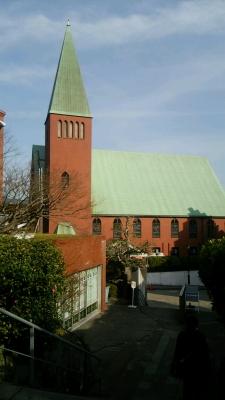 w-大浦教会