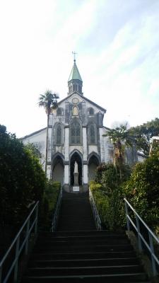 w-大浦天主堂