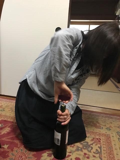 ちーこさん ワイン