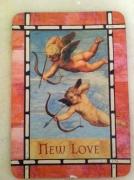 オラクルカード new love