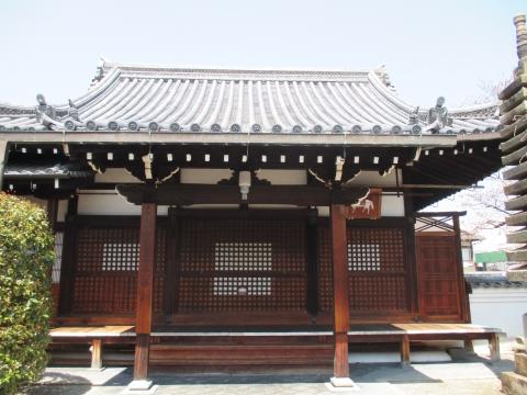 第六番 峰薬師 福勝寺