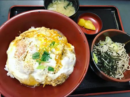 2017横浜コンサートカツ丼