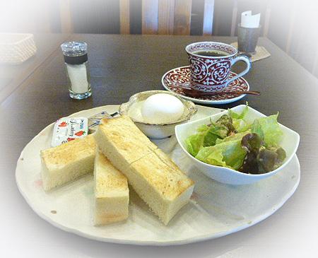 cafeあしびモ-ニング