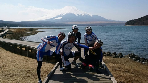 trion合宿山中湖