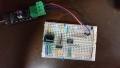 LTC485試作回路1