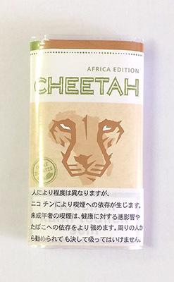 チーター・アフリカ チーター CHEETAH_AFRICA_EDITION CHEETAH 手巻きタバコ RYO
