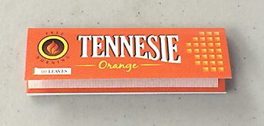 手巻きタバコ 巻紙 TENNESIE_ORANGE チーター・アフリカ