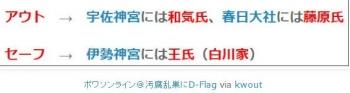 tokポワソンライン@汚腐乱巣にD-Flag