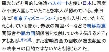 wiki金正男2