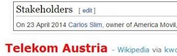 tokTelekom Austria