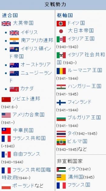 wiki第二次世界大戦2
