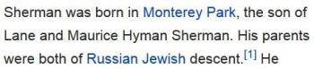 wikiBrad Sherman