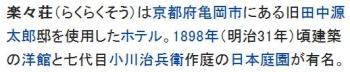 wiki楽々荘