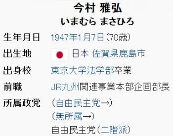 wiki今村雅弘