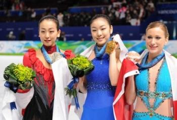 sea祝 浅田真央 世界選手権で金メダル