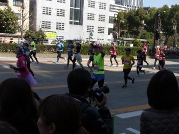 2017.。名古屋マラソン2
