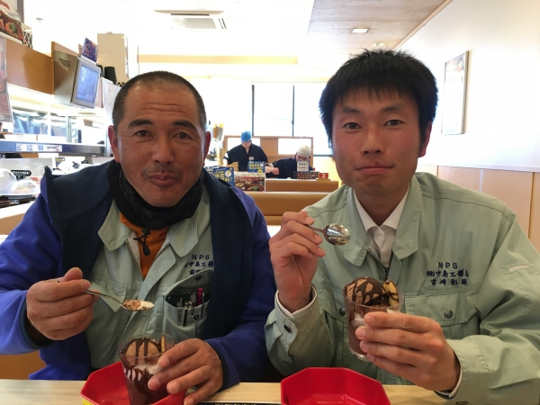 170225-くら寿司にて