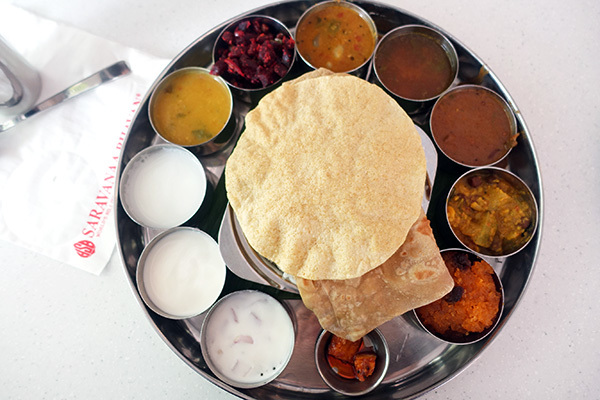 SARAVANA BHAVAN_サラヴァナバヴァン_バンコク_南インド料理_ベジタリアン_Bangkok02