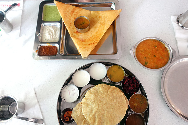 SARAVANA BHAVAN_サラヴァナバヴァン_バンコク_南インド料理_ベジタリアン_Bangkok04