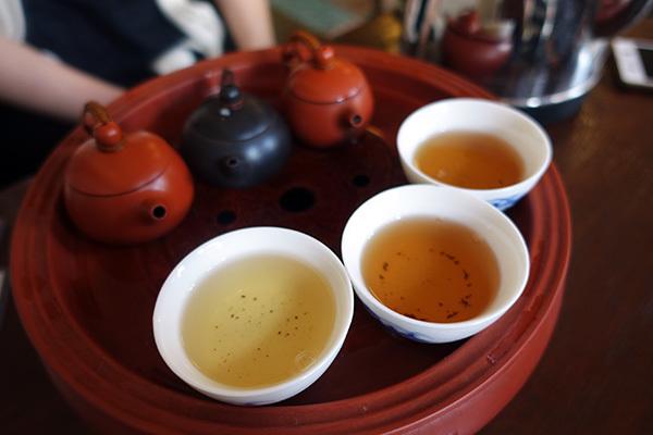 double dogs_ダブルドッグス_ヤワラー_中国茶カフェ_中華街_バンコク02