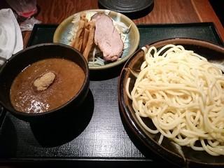 s麺屋大和で熟成つけ麺4