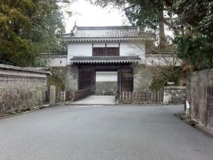 飫肥城/大手門