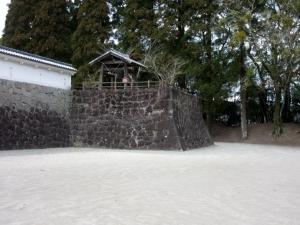 飫肥城/隅櫓跡