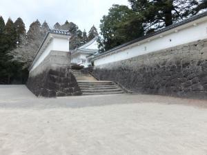 飫肥城/本丸へ
