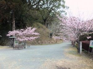飫肥城/旧本丸へ