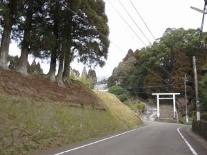 飫肥城/田ノ上八幡神社