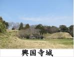 続日本100名城/147興国寺城