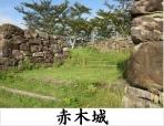 続日本100名城/155赤木城