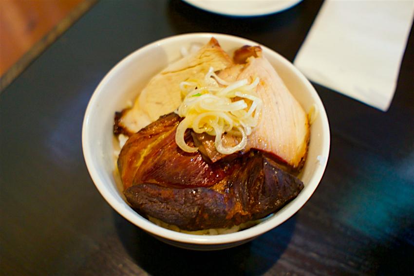 柳麺 まる重@壬生町壬生甲 4 Andy特製チャーシュー丼
