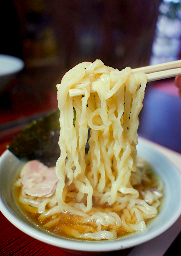 手打めん麺処 麺屋@上三川町上三川 手打ち麺