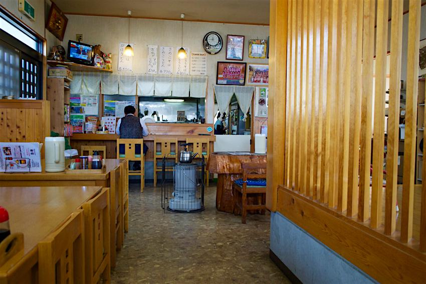 さかえや食堂@那須烏山市西朝日町 内観